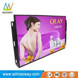 O frame aberto 24 monitores do LCD da polegada com menu abotoa-se (MW-241ME)