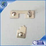OEM Custom Stamping Contact de la batterie en acier inoxydable 304