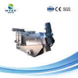 Cer-Markierungs-feste und flüssige Trennung-Filterpresse für Klärschlamm