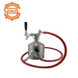 El tubo de PVC grado alimenticio líquido para el sistema de barril de cerveza