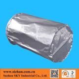 Runder unterer Aluminiumfolie-Beutel für Plastikpartikel