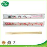 Одноразовые бамбуковыми палочками с полным ПРОИЗОШЛО НАМАТЫВАНИЕ БУМАГИ