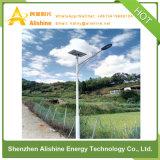 réverbère solaire complet Semi-Séparé par lampe extérieure de yard du jardin 30W