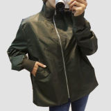 Form-Kleidungs-Dame-Umhüllung, Sport-Mantel