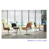 2712A 현대 사무실 회전대 행정상 가죽 회의 의자