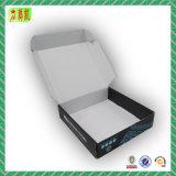 Caixa feita sob encomenda rígida impressa do encarregado do envio da correspondência/caixa de papel ondulada