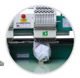 Haute vitesse 4 chefs bouchon tubulaire Embroidery Machine