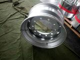 22,5 X11.75 высокое качество погрузчик колесный обод колеса грузовика, бескамерные стальной колесный диск