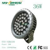 セリウムのRoHS IP65 36Wの建物の照明フラッドライト