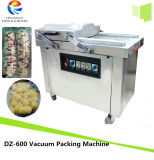 乾燥した食糧ポテトのフルーツの真空の包装業者のパッキングシーリング機械/包む機械