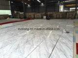 スラブ床のタイルのCountertop&Vanityの上のための中国白の大理石