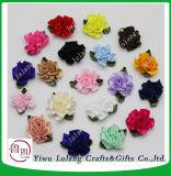 Ruban de satin Ribbon Bow appliques de fleur/Craft/décoration de mariage