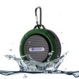 OEM 제조자 공급 황급한 훅을%s 가진 소형 라운드 MP3 스피커 Bluetooth 방수 Subwoofer 스피커