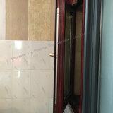 Finestra di alluminio della stoffa per tendine della rottura termica di alta qualità (JFS-65002)