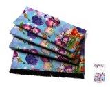 Herrliche Blumenmuster-Seide-Schals