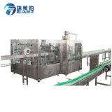 Automatische het Vullen van de Drank van het Huisdier van het roestvrij staal Fles Sprankelende Machine