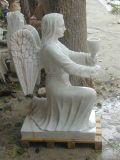 Handmade естественная мраморный конструкция скульптуры