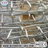 دعم منجم لغم فولاذ يحاك شبكة يقاوم وخاصّيّة صامد للصدإ