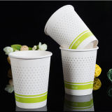 Venta de bebidas calientes 6 onzas de papel personalizadas tazas de café