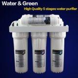 Под раковины очистителем воды фильтра воды системы фильтрации ультра