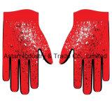Progettare gli sport per il cliente esterni dei guanti di MTB che corrono il guanto