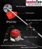 4 INJ GX35 Backpack Gasolina Cortador de escova