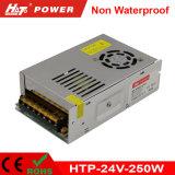 più piccola alimentazione elettrica di formato LED di 10A 24V con il prezzo di fabbrica