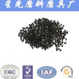 O coco granulado baseou o carvão vegetal ativado
