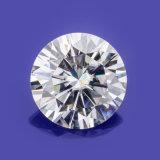 結婚指輪のための卸売価格のラウンドカットGh Moissanite