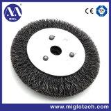 Escova Industrial personalizados escova roda para polimento de rebarbar Wb-100041)