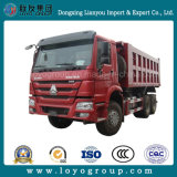Тележка Dumper Sinotruk HOWO 10-Wheel 18m3/20m3 6X4