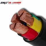 Condutores de alumínio/cobre PVC Isolados em XLPE com bainha de cabo de alimentação