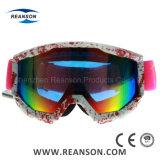 Bâti flexible TPU de haute qualité professionnelle des lunettes de snowboard
