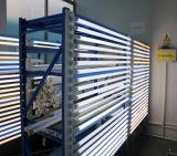 8W-22W tubo 180-265V IC G13 (LED-T8-600) del vidrio LED T8
