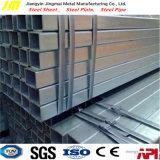 Tubo d'acciaio saldato galvanizzato rettangolo/del quadrato, 100*200*3.5mm
