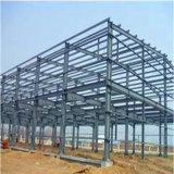 Gruppo di lavoro prefabbricato /Warehouse, struttura della struttura d'acciaio di costruzione d'acciaio