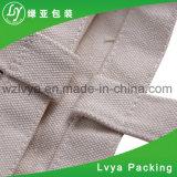 Sacos impressos tela do malote e do algodão do Drawstring do algodão