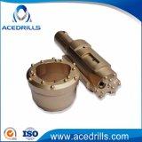 Ferramentas de perfuração de brocas para martelo invólucro simétrica sistemas broca de perfuração DTH