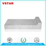 Fabriek van China paste Hoge Precisie CNC Machinaal bewerkend aan het Deel van het Messing met Hoogste Kwaliteit