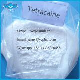 Tetracaine anestésico local del polvo de la droga para la relevación de dolor CAS 94-24-6