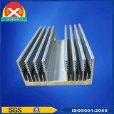 Profil d'Extrusion en alliage aluminium 6063 Dissipateur de chaleur pour transistors de puissance
