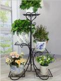 ハンドメイドのAnqiqueの錬鉄の花プランター