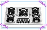 5개의 가열기 가스 호브 판매 촉진 가스 레인지 (JZS4805)