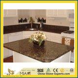 Prefab Bwown Báltico Granito Bancada de cozinha/banheiro/Gabinete/Island/Hotel (quartzo/granito e mármore//ardósia)