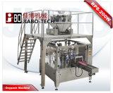 De roterende Machine van de Verpakking van de Zak van de Ritssluiting van de Pinda