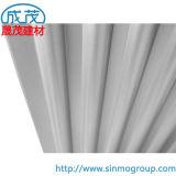 Wellenförmiges Aluminiumblatt in der weißen Farbe