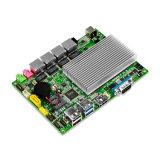 Server industrial de Ubuntu do linux do PC de Fanless computador Nano duplo de Pfsense do processador do LAN I5-5250u do Ethernet do PC 4 do núcleo do mini mini mini