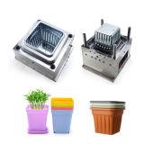 植木鉢のための正方形のプラスチック型型