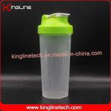 [600مل] بلاستيكيّة بروتين رجّاجة زجاجة مع خلّاط خلّاط كرة داخلة ([كل-7010ف])