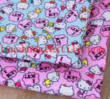 寝具の子供の衣服のためのT/Cによって印刷される35%Cotton 65%Polyesterファブリック